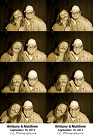 Brittany & Matthew - Photo Booth