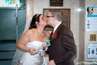 Angela & Chris - Post Ceremony, Family Photos, Bridal Party, Bride & Groom