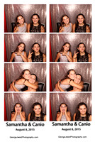 Sabia Photo Booth - 8-8-15