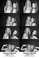 Christine & Michael - Photo Booth