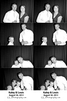 Kayley & Louis - Photo Booth