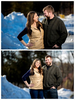 Christina Mike Engagement