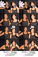 Chrissy & Zack - Photo Booth