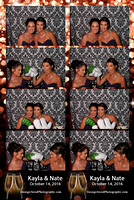 Kayla Nate Photo Booth